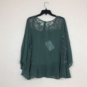 NWT Marion Blouse